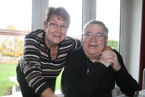Françoise et Claude.